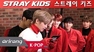 [Pops in Seoul] Step out! Stray Kids(스트레이 키즈)'s Interview for 'MIROH(미로)'
