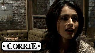 Coronation Street - Interview: Bhavna Limbachia On Rana & Zeedan's Marriage