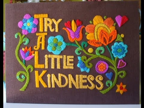 Try a Little Kindness - Tim Surrett (Try a Little Kindness lyrics on screen)