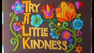 Try a Little Kindness - Tim Surrett (Try a Little Kindness lyrics on screen)