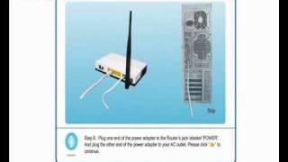 configurar TD-W8901G