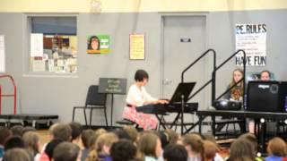 Cecilia's First Talent Show @ St. Cecilia School
