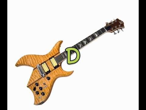 Best Guitar Tuner - Double Drop D