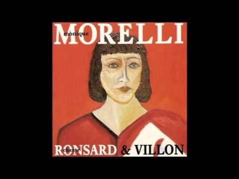 Monique Morelli - Ronsard - Le Temps s'en va