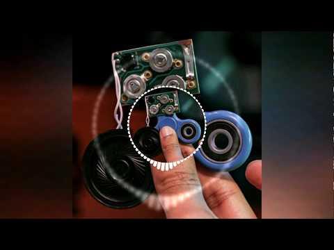 Sickick - Fidget Spinner Riddim (Official Music )