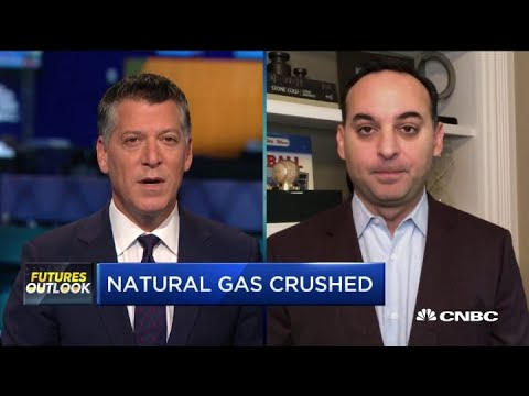Why this trader's betting on the downside of natural gas futures