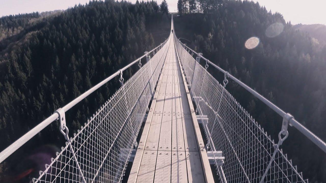 Longest Suspension Bridge Germany