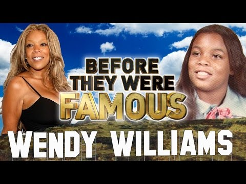 WENDY WILLIAMS - Before They Were Famous