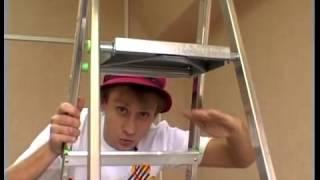 Подвесной потолок армстронг своими руками - запросто!(Сделать подвесной подвесной потолок армстронг своими руками - задача не такая сложная, как кажется на первы..., 2013-05-06T23:27:00.000Z)