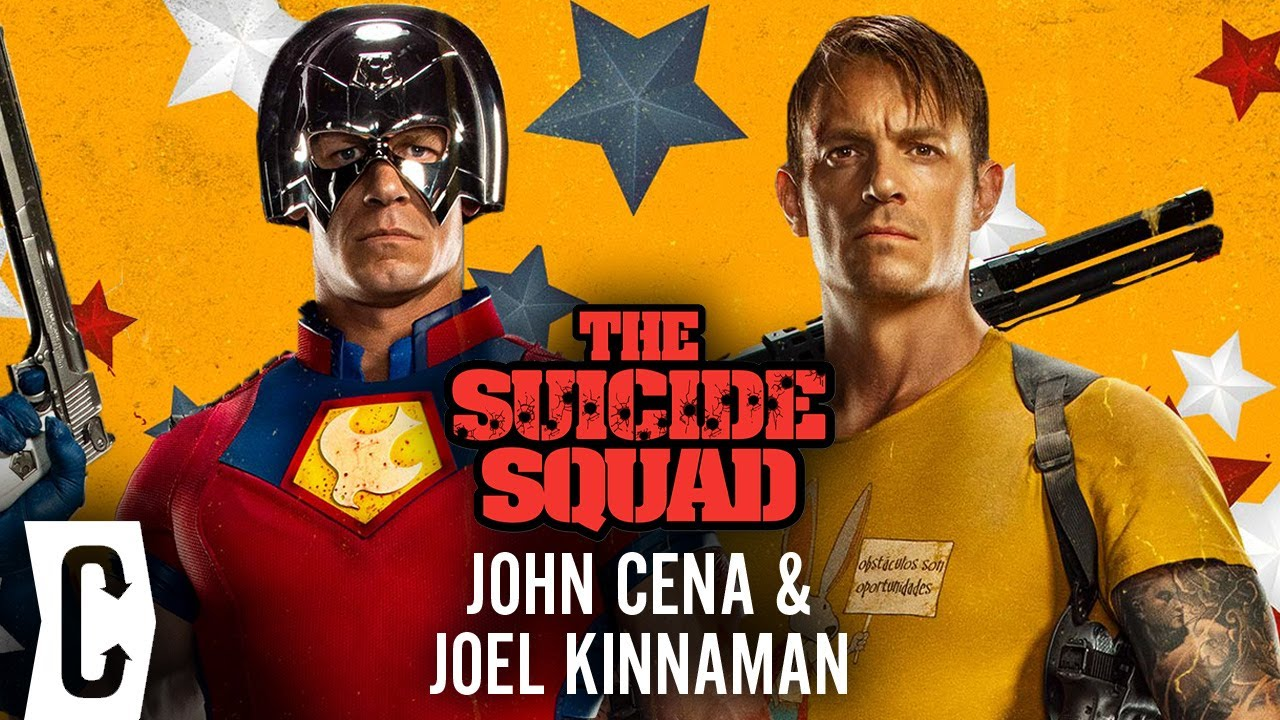 The Suicide Squad: John Cena and Joel Kinnaman on Why They Loved James Gunn's Script