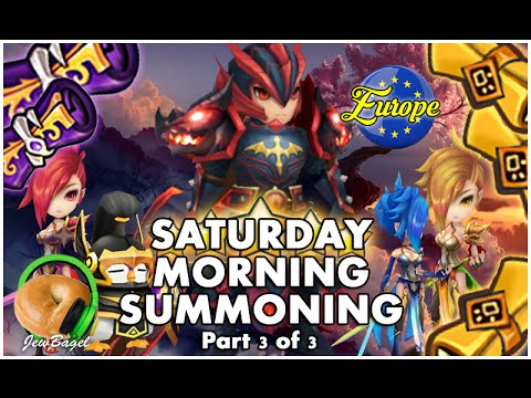 SUMMONERS WAR : Saturday Morning Summons - 300+ Mystical & Legendary Scrolls - (7/16/16 part 3 of 3)
