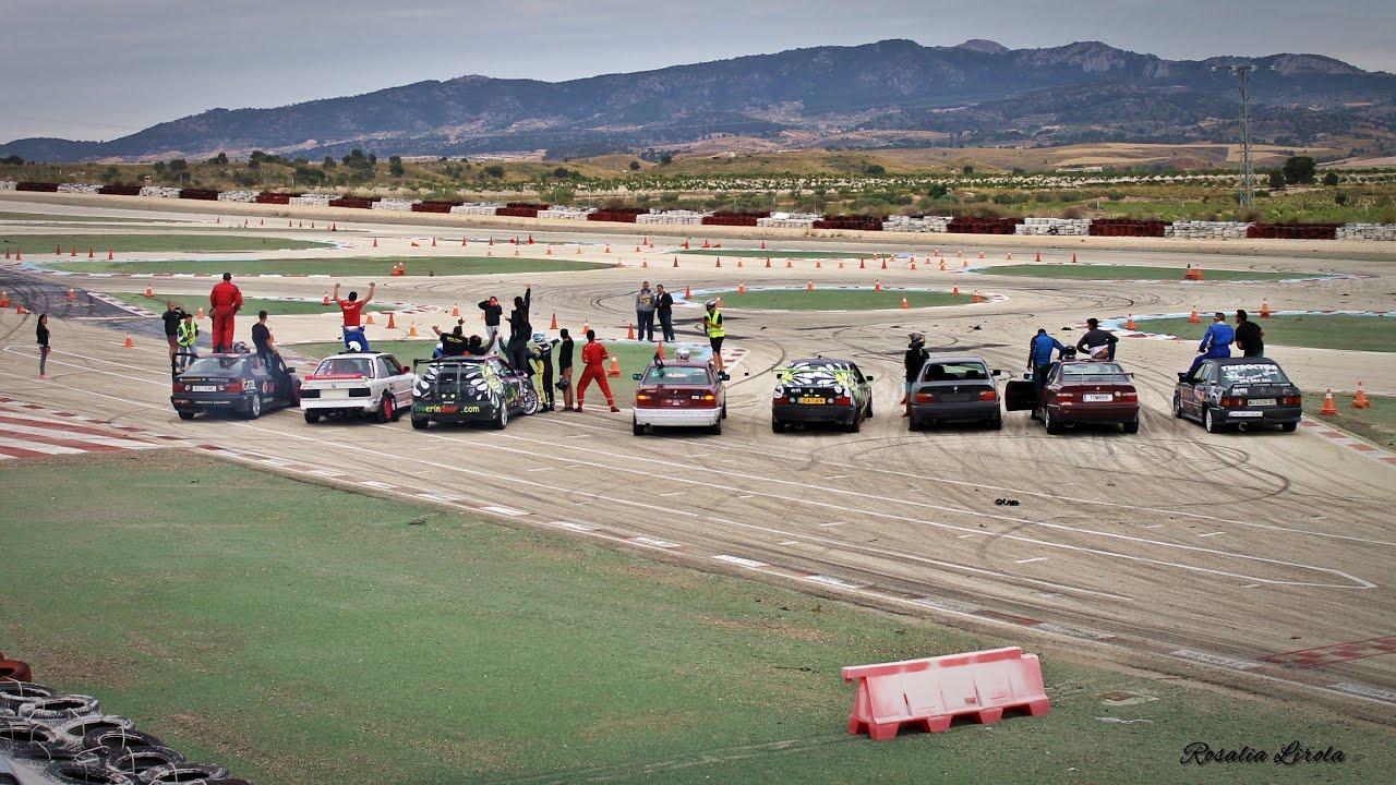 Circuito Jumilla : Prueba de drift circuito de jumilla youtube