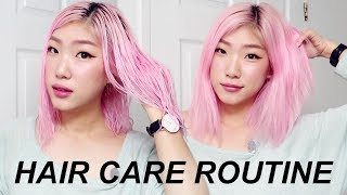 Intensive Hair Care Routine (Damaged & Overprocessed) + Hair Updates