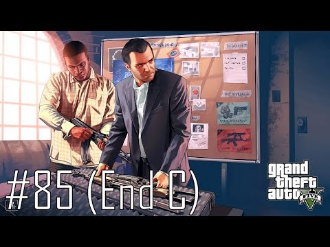 Let's Play Grand Theft Auto V #85 - Mommy Dearest (End C Finale) thumbnail