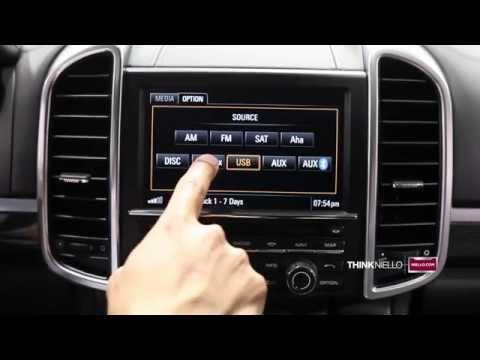 How To Copy Music to the Hard Drive Jukebox | Porsche PCM Navigation | 2014 Porsche Models