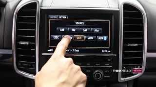 How To Copy Music to the Hard Drive Jukebox | Porsche PCM Navigation | 2014 Porsche Models