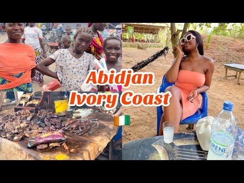 ABIDJAN IVORY COAST | CÔTE D'IVOIRE WEST AFRICA TRAVEL VLOG