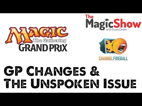 GP Changes & The Unspoken Issue (TMS #307)