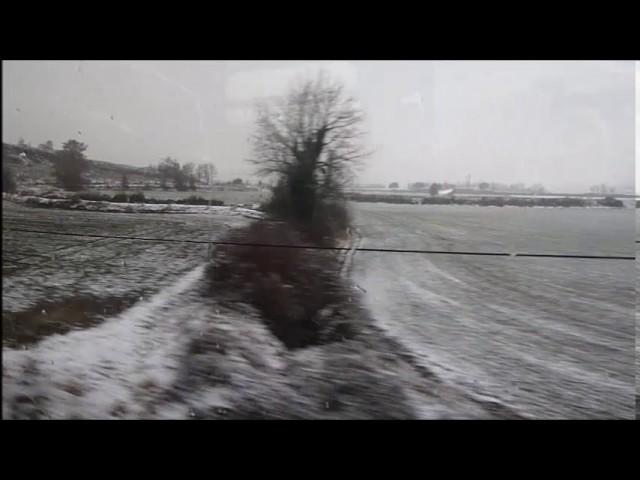 La Plana de Vic nevada - Gener 2017
