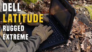 Notebook DELL Latitude 12 Rugged Extreme Review GERMAN + (ENGLISH SUBTITLES)