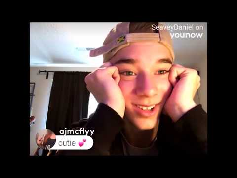Daniel Seavey cute/funny moments
