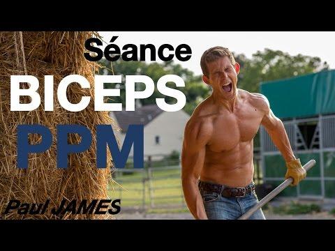 PPM : Séance Biceps