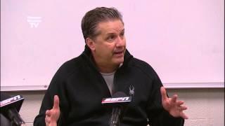 Kentucky Wildcats TV: Coach Calipari - Tennessee Postgame
