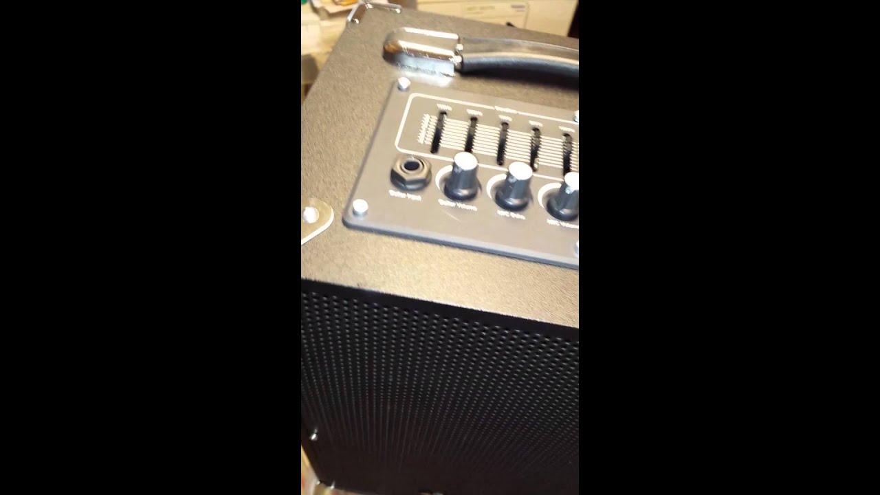 Polaroid Bluetooth boom box PBT6003 by gemnie22
