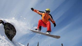 Безумный спорт   HD Все о сноубординге.