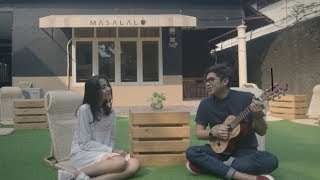 BEST PART - Daniel Caesar feat. H.E.R. (Cover by AZMI feat IVA DEWI)