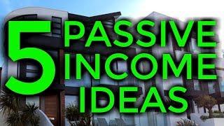 5 Passive Income Ideas To Make $100 Per Day Online