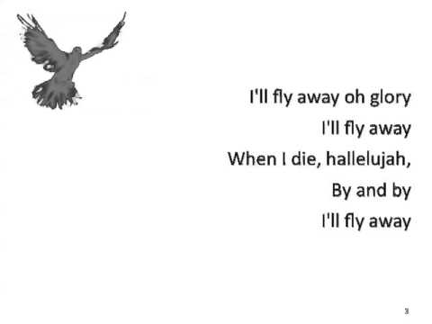 I'll Fly Away ~ Keith Urban ~ lyric video