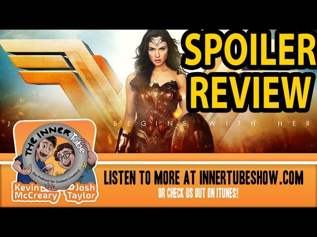 Wonder Woman REVIEW | Inner Tube Excerpt