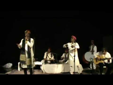 Kesariya Balam Padharo Mhare Des - Mame Khan and Crew