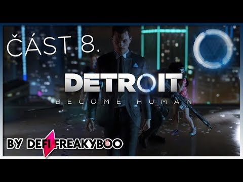 Let's Play - Detroit Become Human (část 8.) - Polibek a…