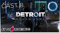 Let's Play - Detroit Become Human (část 8.) - Polibek a napadení Jericha ?