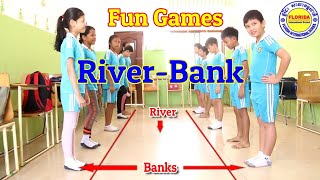 River Bank | Party Games  | Classroom Games | Fun Games