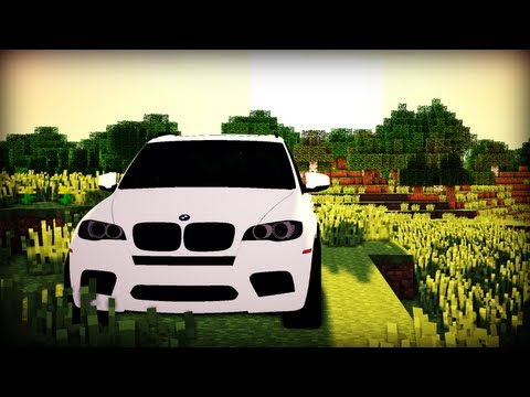Minecraft BMW CAR MOD