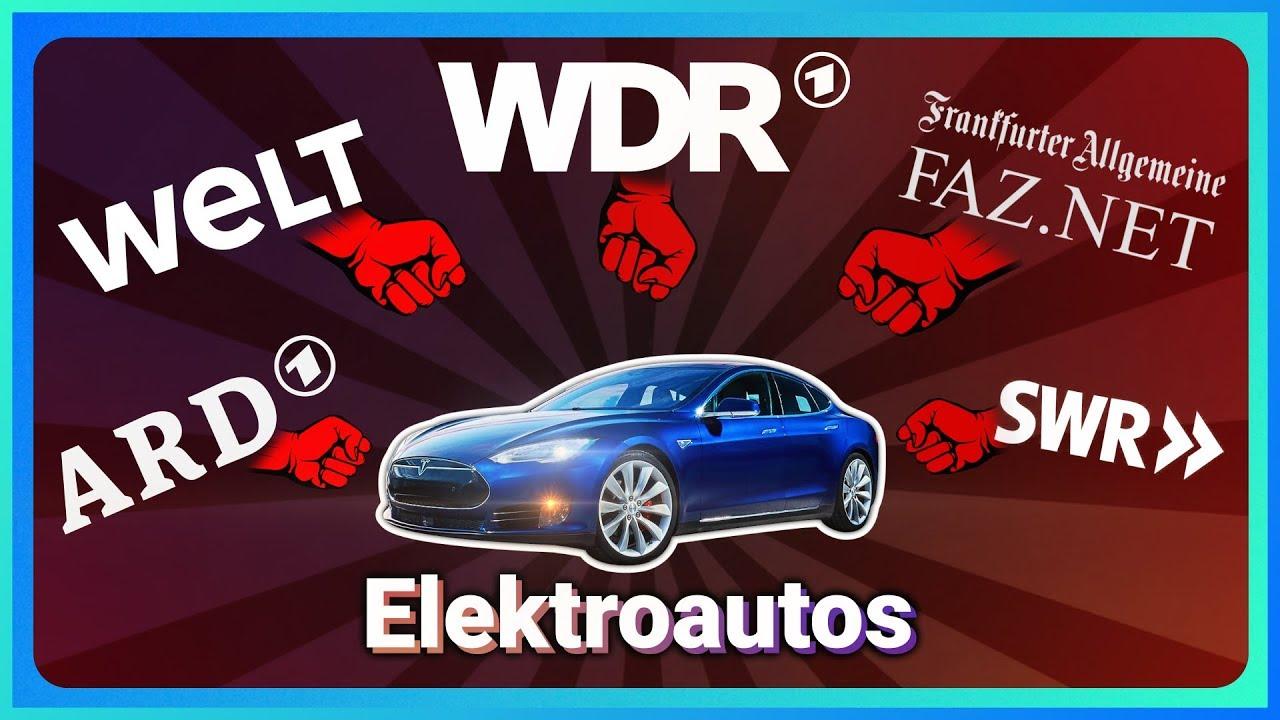 Elektroauto Lüge