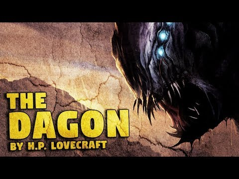"""""""Dagon"""" by H.P. Lovecrαft ― performed by Otis Jiry (classic fiction)"""