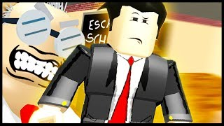 ESCAPE SCHOOL OBBY ! | ROBLOX