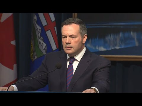 """We are in uncharted territory"": Jason Kenney on oil price plunge"