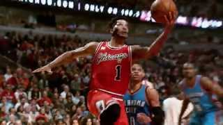 Derrick Rose Highlights vs OKC 11/5/2015