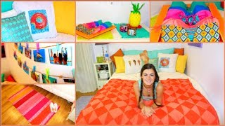 Diy Summer Room Makeover - Decorations + More!