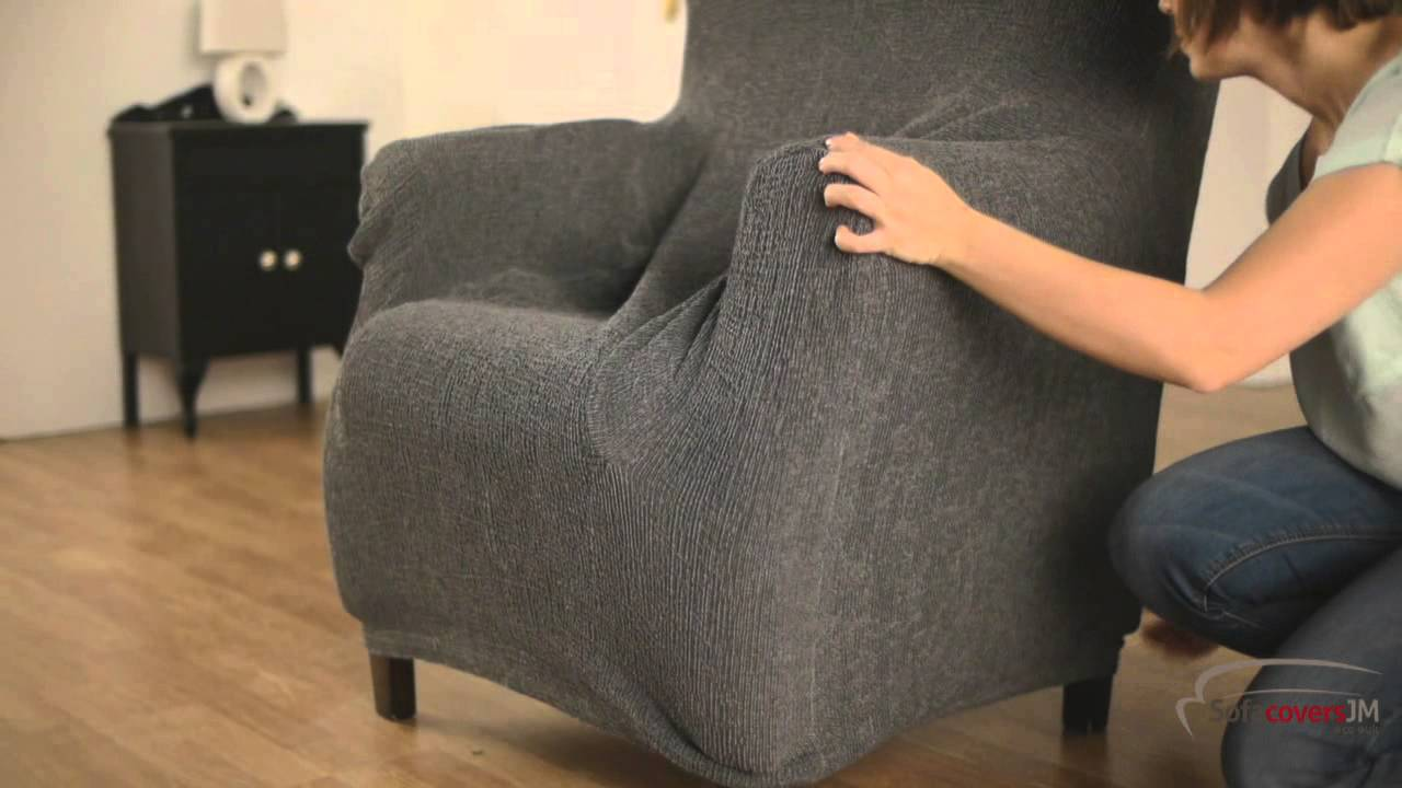 How To Install A Wingchair Cover