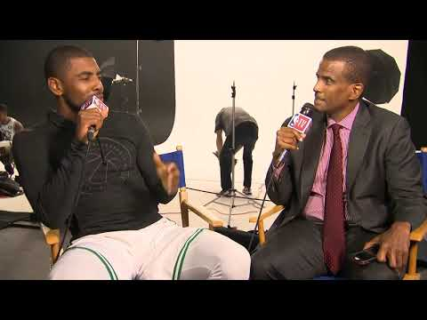 Kyrie Irving Interview on Media Day    NBA    Sep, 25th 2017