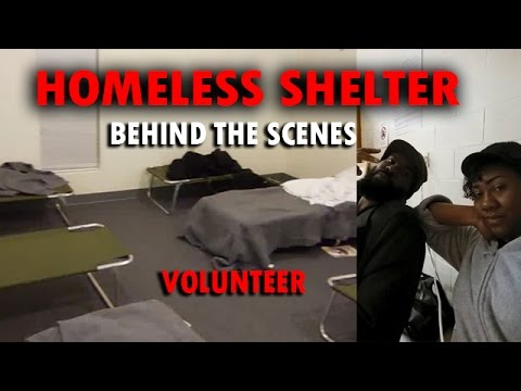 Homeless Shelter Behind The Scenes | Tour Mp3