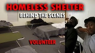 Homeless Shelter Behind The Scenes | Tour