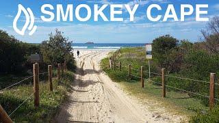 Smokey Cape Campground - Hat Head NP