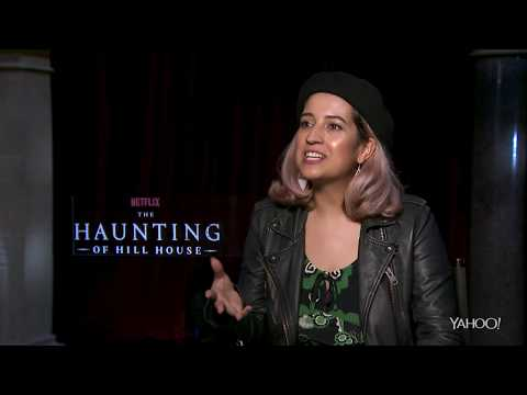 The Haunting of Hill House cast discuss new horror series
